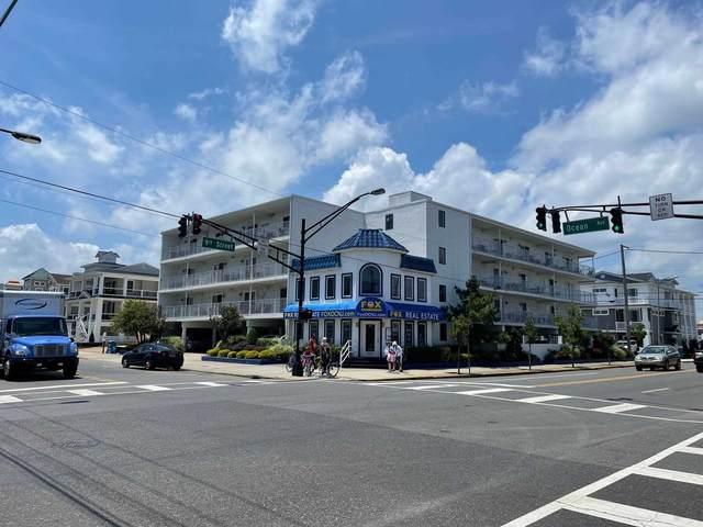 900 Ocean #303, Ocean City, NJ 08226 (MLS #553883) :: The Oceanside Realty Team