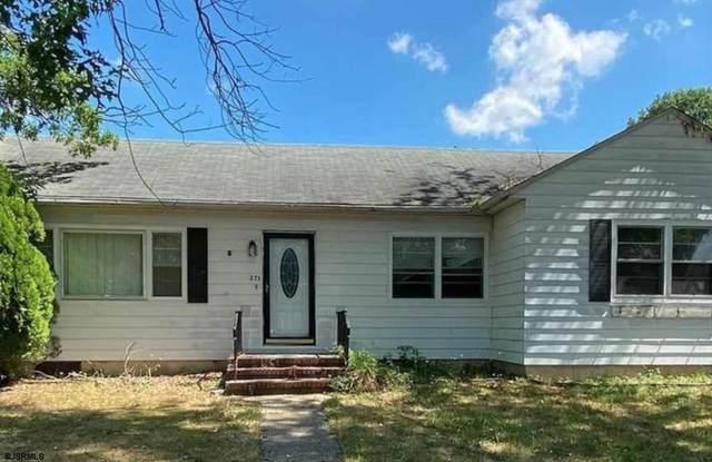 275 Hampton, Bridgeton, NJ 08302 (MLS #554886) :: Gary Simmens