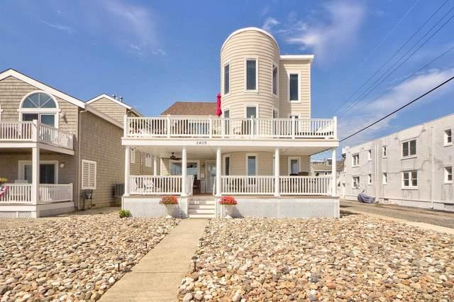 3409 Ocean #2, Brigantine, NJ 08203 (MLS #555092) :: Gary Simmens
