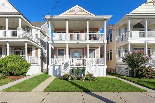 1516 Asbury #1, Ocean City, NJ 08226 (MLS #555145) :: The Oceanside Realty Team