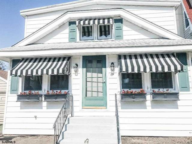 69 Sunset, Ocean City, NJ 08226 (MLS #541530) :: Jersey Coastal Realty Group
