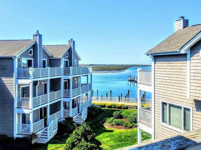3600 Water View #5, Ocean City, NJ 08226 (MLS #552107) :: The Oceanside Realty Team
