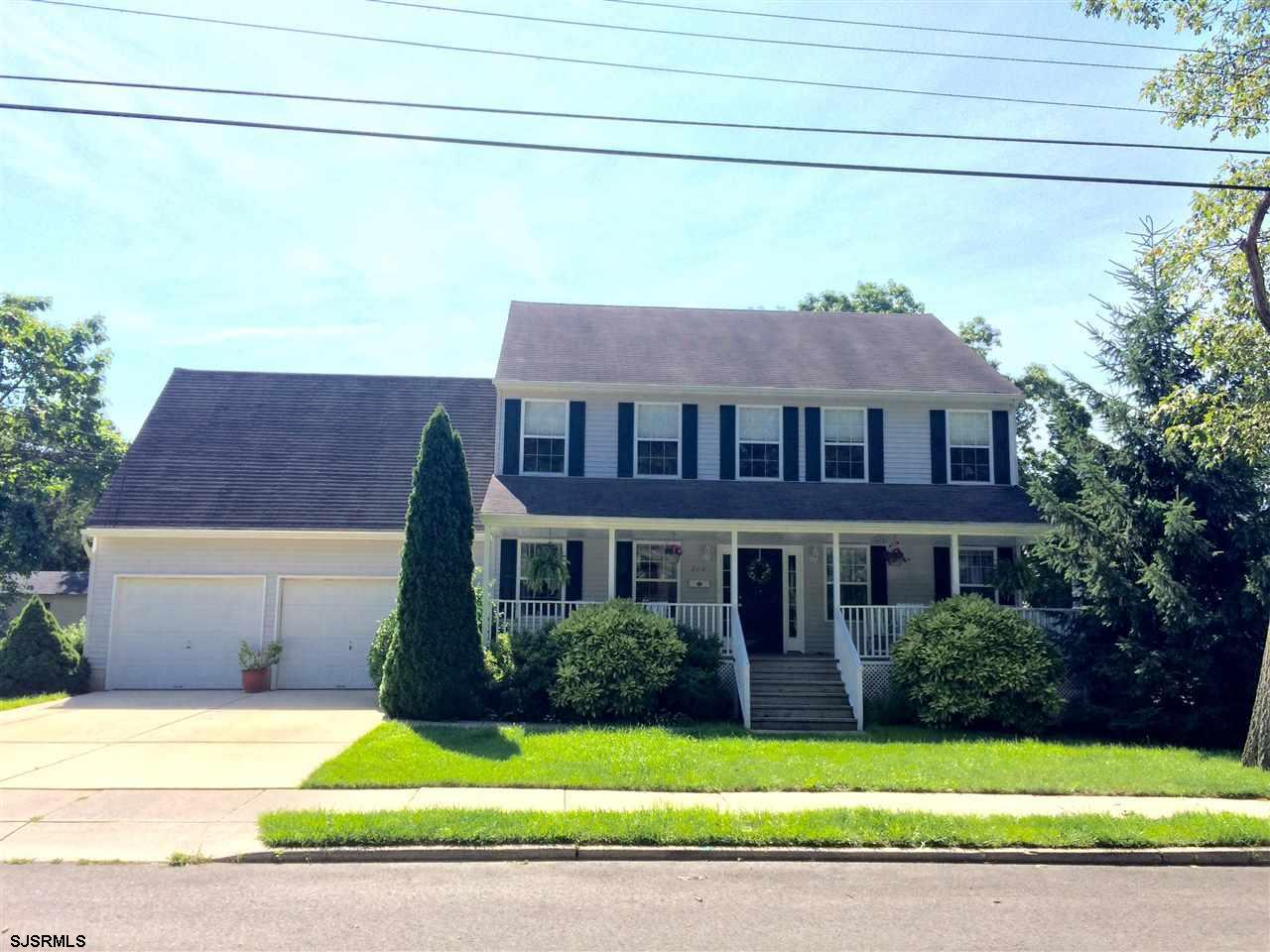 744 3rd St Somers Point Nj 08244 Mls 471334 The