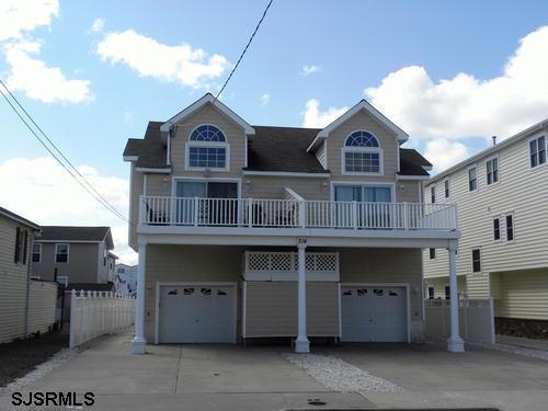 214 87th St East, Sea Isle City, NJ 08243 (MLS #495841) :: The Ferzoco Group