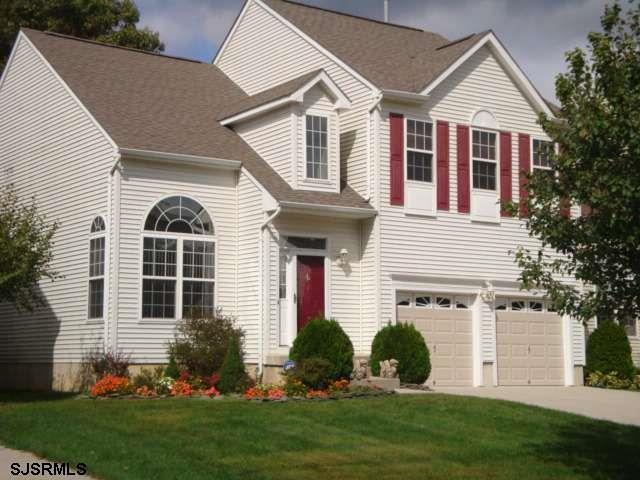 28 Springton Circle, Mays Landing, NJ 08330 (MLS #497715) :: The Ferzoco Group