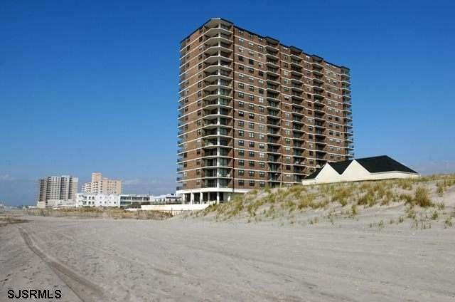 9100 Beach #1403 #1403, Margate, NJ 08402 (MLS #498941) :: The Ferzoco Group