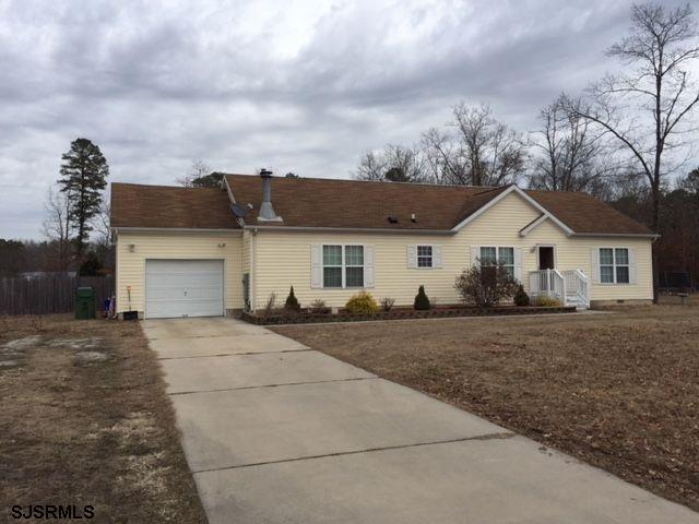 110 Woodside Drive, Egg Harbor Township, NJ 08234 (MLS #499624) :: The Ferzoco Group