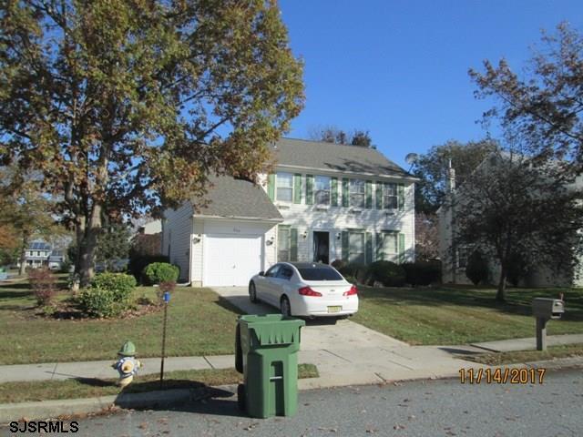 219 Shires, Egg Harbor Township, NJ 08234 (MLS #499633) :: The Ferzoco Group