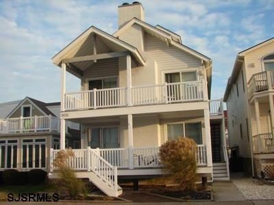 3629 Asbury 1st Floor, Ocean City, NJ 08226 (MLS #499979) :: The Ferzoco Group