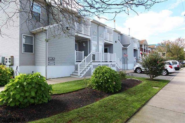 200 N Decatur #3, Margate, NJ 08402 (MLS #500786) :: The Ferzoco Group