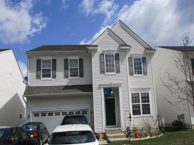 17 Fox Hollow, Hamilton Township, NJ 08330 (MLS #503769) :: The Ferzoco Group