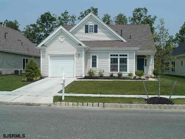320 Sunflower, Egg Harbor Township, NJ 08234 (MLS #503928) :: The Ferzoco Group