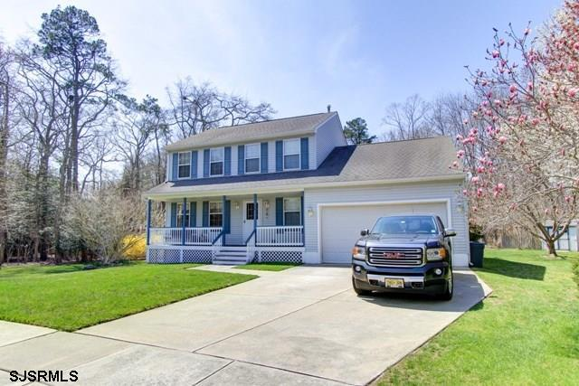 14 Andrea, Absecon, NJ 08201 (MLS #504096) :: The Cheryl Huber Team