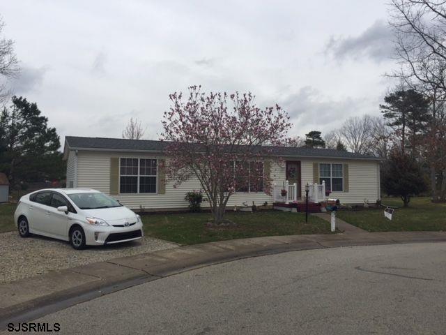 5 Cottonwood Ct, Weymouth Township, NJ 08330 (MLS #504131) :: The Cheryl Huber Team