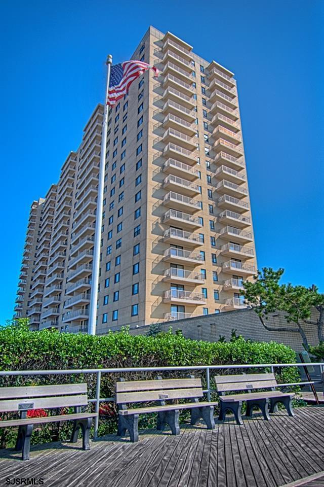 5000 Boardwalk #910, Ventnor, NJ 08406 (MLS #509287) :: The Ferzoco Group