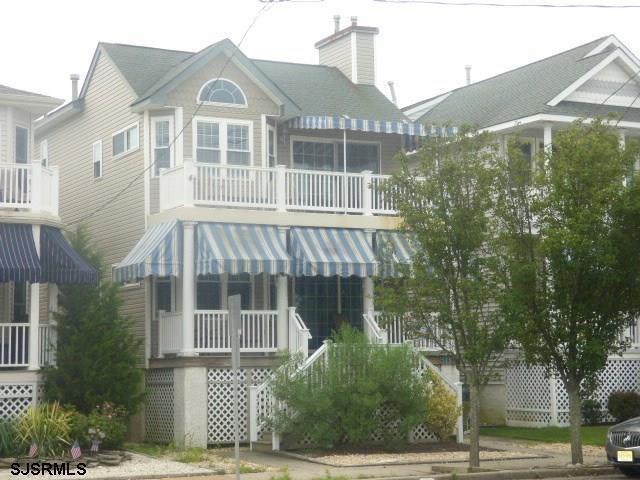 3115 West Ave 2nd Floor, Ocean City, NJ 08226 (MLS #509630) :: The Ferzoco Group