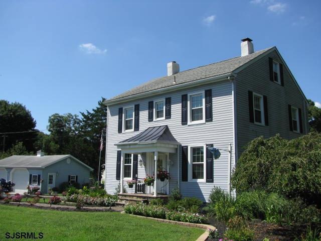 200 Fairton Millville Road, Bridgeton, NJ 08302 (MLS #510654) :: The Ferzoco Group