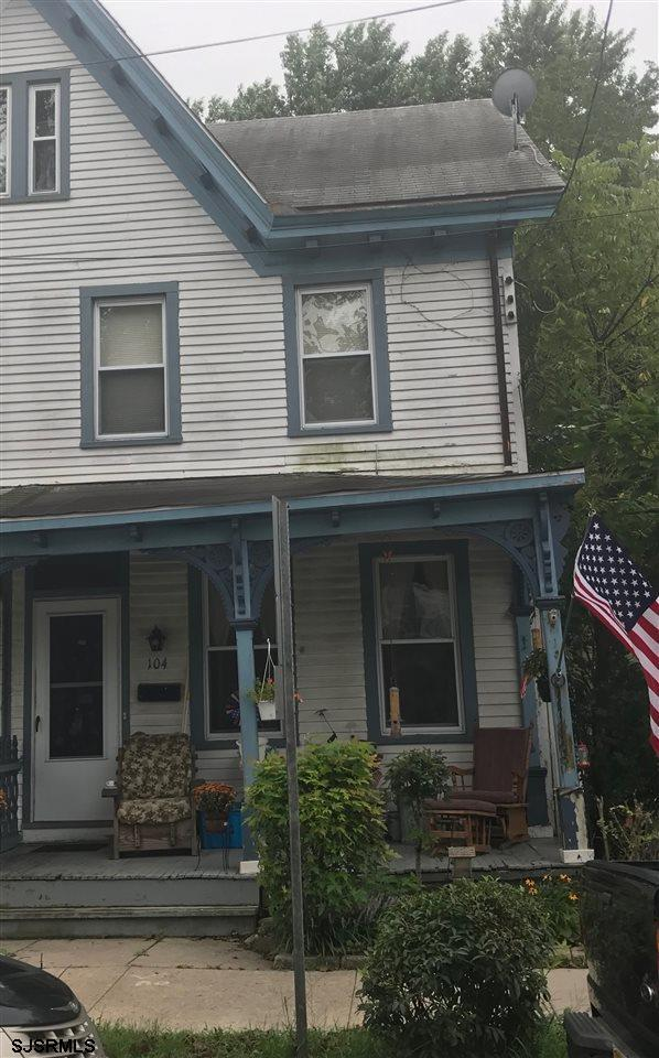 104 Marion, Bridgeton, NJ 08302 (MLS #511182) :: The Cheryl Huber Team