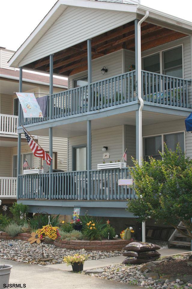 4413-15 West Ave #1, Ocean City, NJ 08226 (MLS #512338) :: The Ferzoco Group