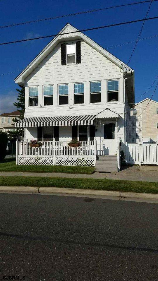 121 E 1st, North Wildwood, NJ 08260 (MLS #513029) :: The Ferzoco Group