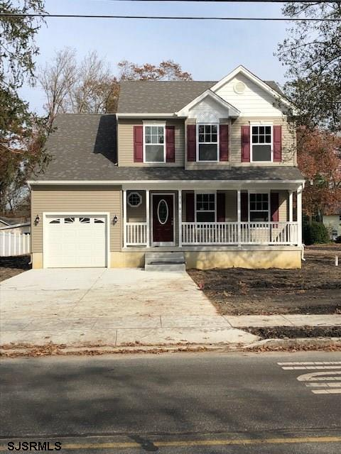 2301 Burroughs Ave, Northfield, NJ 08225 (MLS #514796) :: The Cheryl Huber Team