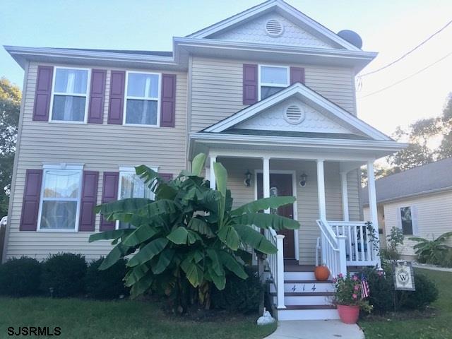 414 Rhode Island Ave # 414, Somers Point, NJ 08244 (MLS #517885) :: The Cheryl Huber Team