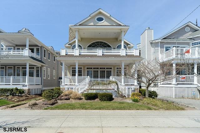 1822 Wesley Avenue #2, Ocean City, NJ 08226 (MLS #522793) :: The Cheryl Huber Team