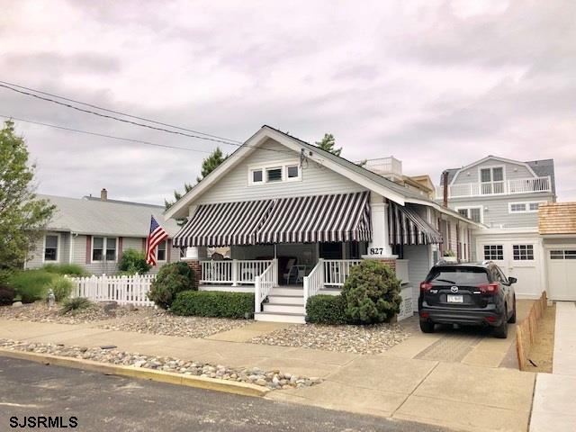 827 Stenton, Ocean City, NJ 08226 (MLS #523745) :: The Cheryl Huber Team