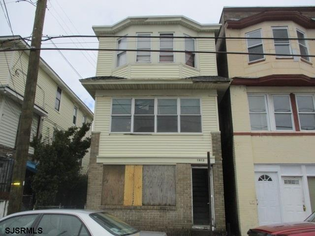 1813 Hummock Ave, Atlantic City, NJ 08401 (MLS #523872) :: The Cheryl Huber Team