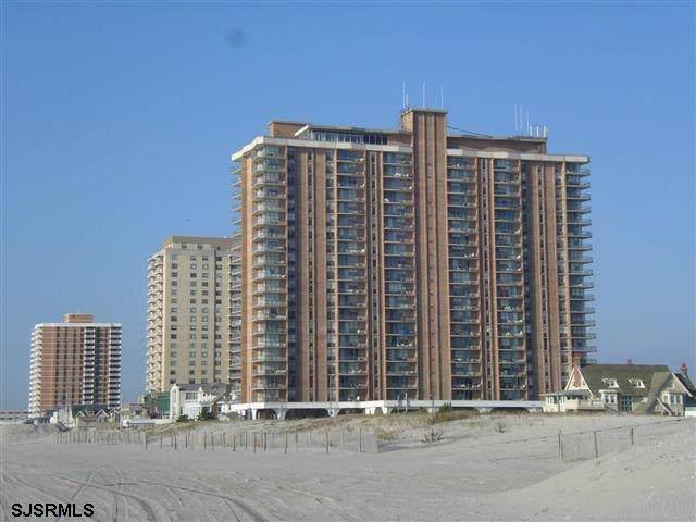 4800 Boardwalk #2104, Ventnor, NJ 08406 (MLS #528115) :: The Ferzoco Group