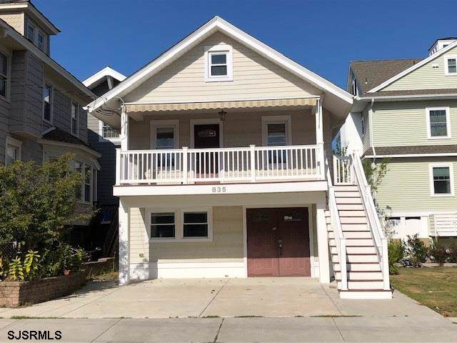 835 Third, Ocean City, NJ 08226 (MLS #529266) :: The Ferzoco Group