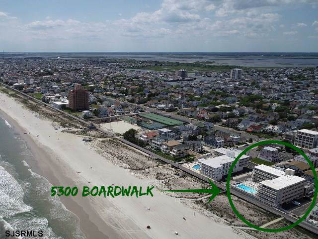 5300 Boardwalk #209, Ventnor, NJ 08406 (MLS #532598) :: The Cheryl Huber Team