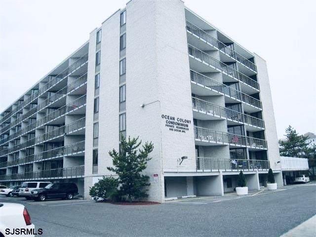 935 Ocean #522, Ocean City, NJ 08226 (MLS #540133) :: The Cheryl Huber Team