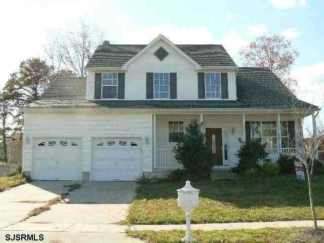 15 Winterberry Rd, Egg Harbor Township, NJ 08234 (MLS #540265) :: Jersey Coastal Realty Group