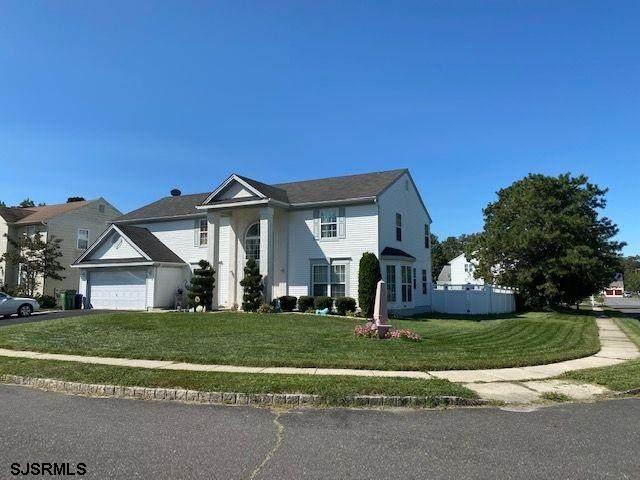 201 Glenn Ave, Egg Harbor Township, NJ 08234 (MLS #542468) :: The Cheryl Huber Team