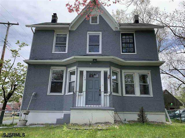 158 Cincinnati, Egg Harbor City, NJ 08215 (MLS #543662) :: Provident Legacy Real Estate Services, LLC