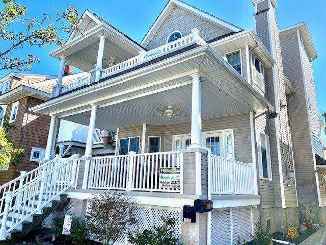 1105 Central #1, Ocean City, NJ 08226 (MLS #543706) :: The Ferzoco Group