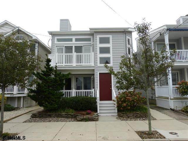 3731 Asbury #2, Ocean City, NJ 08226 (MLS #543921) :: The Ferzoco Group