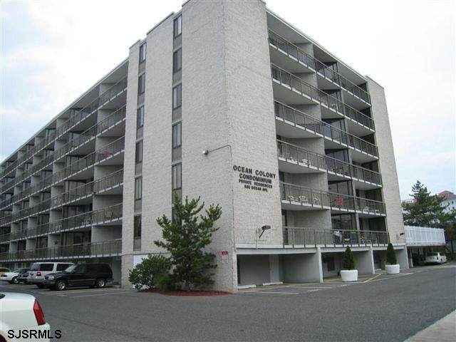 935 Ocean #625, Ocean City, NJ 08226 (MLS #544568) :: Jersey Coastal Realty Group
