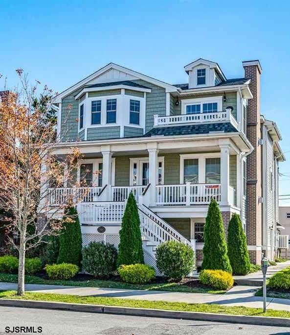831 Wesley Ave #2, Ocean City, NJ 08226 (MLS #544802) :: Jersey Coastal Realty Group