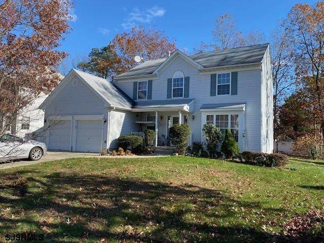 214 Peach Tree Ln, Egg Harbor Township, NJ 08234 (MLS #544910) :: Provident Legacy Real Estate Services, LLC