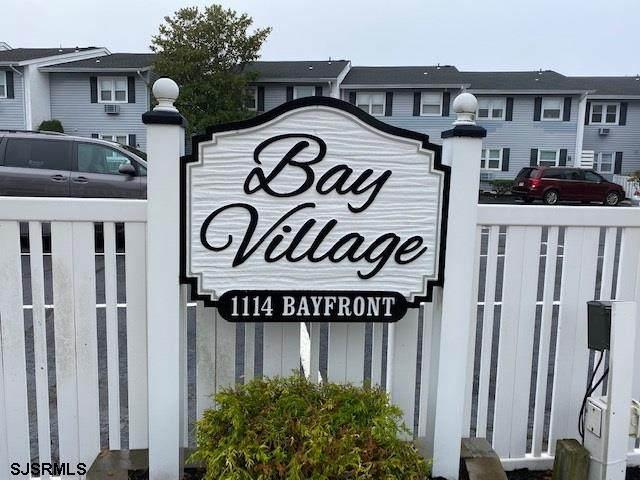 1114 Bayfront C-22, Ocean City, NJ 08226 (MLS #544945) :: The Cheryl Huber Team