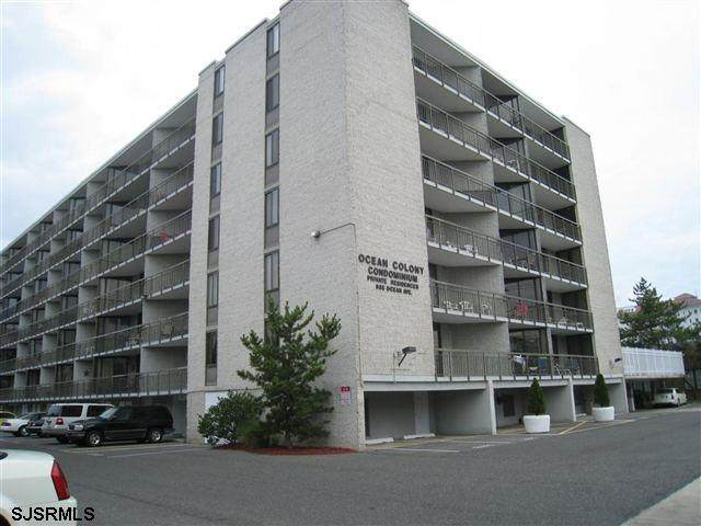 935 Ocean #528, Ocean City, NJ 08226 (MLS #546172) :: The Ferzoco Group