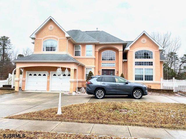 522 Glenn Ave, Egg Harbor Township, NJ 08234 (MLS #547050) :: Gary Simmens