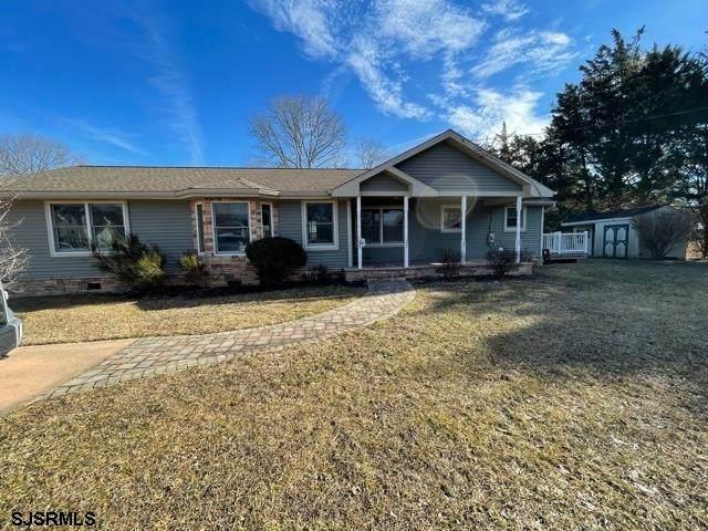 1588 E Buckshutem, Millville, NJ 08332 (MLS #548089) :: Provident Legacy Real Estate Services, LLC