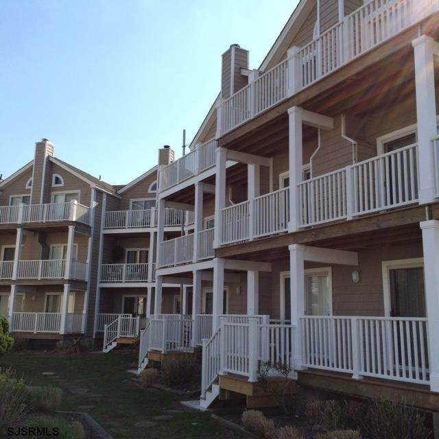 3602 Water View #6, Ocean City, NJ 08226 (MLS #549123) :: The Ferzoco Group