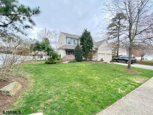 203 Gardenview Rd, Egg Harbor Township, NJ 08234 (MLS #549296) :: Provident Legacy Real Estate Services, LLC