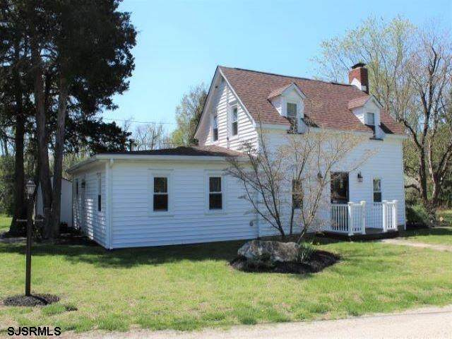 196 Marshallville Road, Upper Township, NJ 08270 (MLS #549835) :: Gary Simmens