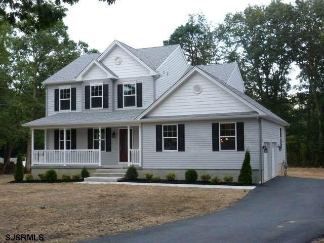 13 High School Drive, Egg Harbor Township, NJ 08234 (MLS #550392) :: The Cheryl Huber Team