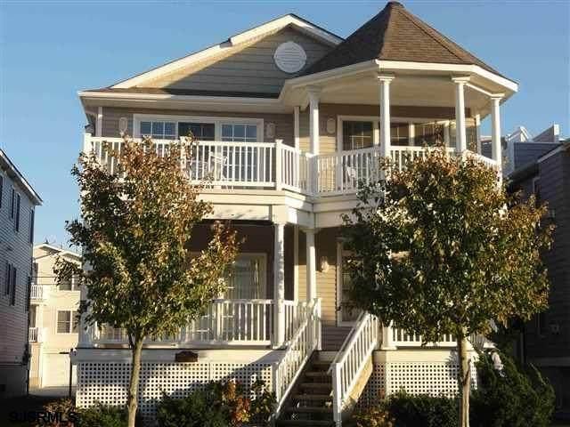 2927 Haven Avenue 2nd Fl 2nd Floor, Ocean City, NJ 08226 (MLS #552108) :: The Cheryl Huber Team